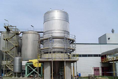 Estanque de fermentación de cerveza