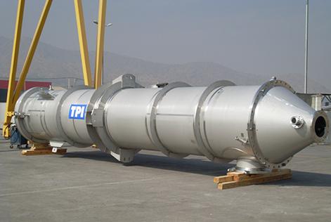 Filtro Presurizado /ASTM 316L