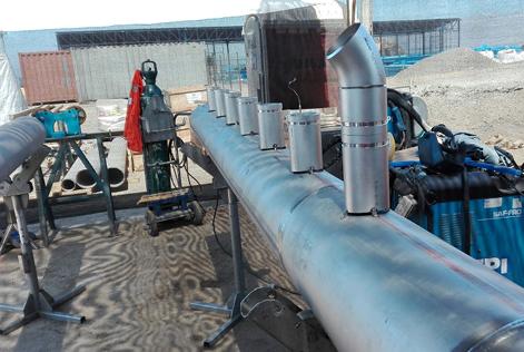 Ampliación desaladora La Chimba 850LPS