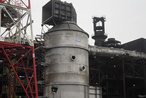 Desulfurizado ASTM A316L Y Hastelloy C276