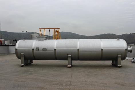 Estanque de expansión / Amortiguador /45 TON/ASTM A316/316L