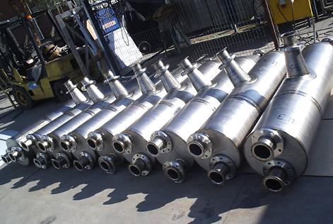 Titanium Spools