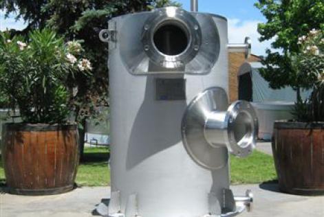 API 650 sand separator tank