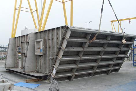 45 Ton /ASTM 316/316L Cooling Hood