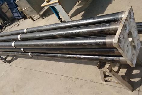 Intercambiadores de calor de tubos para horno de tostación