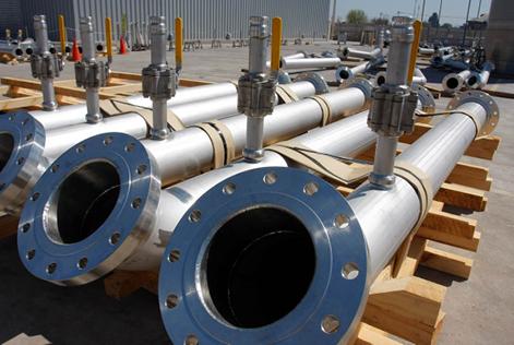Spools para sistema hidráulico PTMP /Dúplex 2205/317L