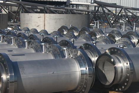 Fabricación y suministro de spools / DÚPLEX 2507